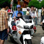 交通安全教育活動